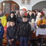 Святочная св. Імша ў Верхнядзвінску